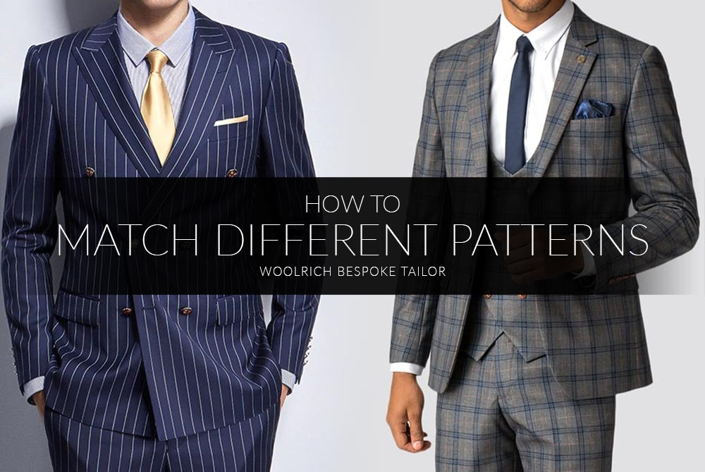 How to match different patterns