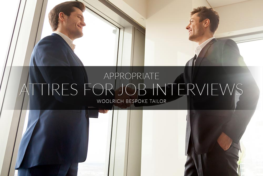 Appropriate Attires for Job Interviews
