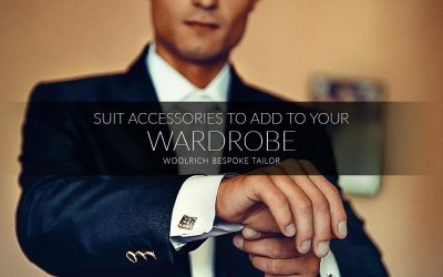 Suit Accessories to Add to Your Wardrobe