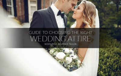 Guide to choosing the right wedding attire