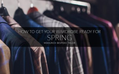 How to get your wardrobe ready for Spring