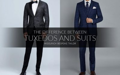 Tuxedo vs Suit: The Differences Explained