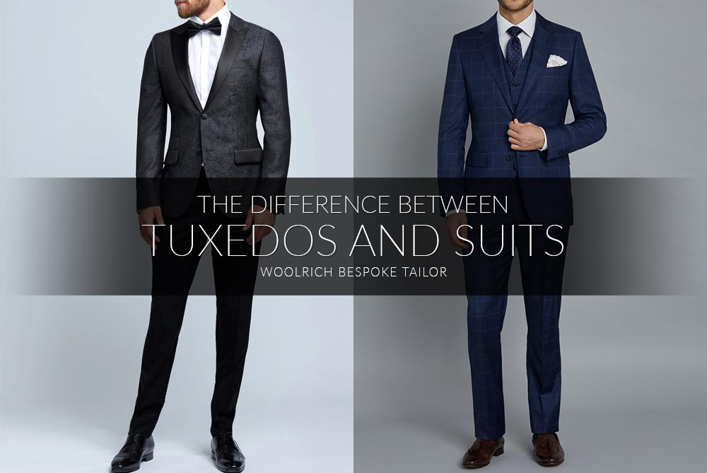 Tuxedo vs Suit: The Differences Explained
