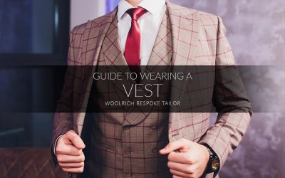 Guide to wearing a Vest